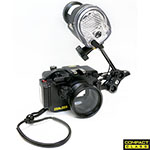 MDX-RX100II HOUSING + YS-01 STROBE BASIC ARM PACKAGE, SS-06650