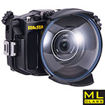 MDX-a6000 HOUSING FOR SONY ALPHA a6000 MIRRORLESS DIGITAL CAMERA WITH DOME PORT, SS-06657